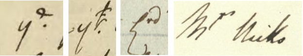 Example Superscript and Abbrev