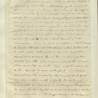 Copy letter from William Pitt to Henry Addington, replying to 0860f, emphasising that any possible return to political office on his part would depend initially on the King's decision.