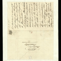Letter from Princess Elizabeth to Mr Hatchard, bookseller