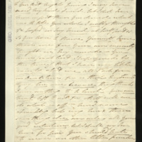 Letter from Princess Mary to [?George, Prince of Wales] on her fear of upsetting him; the King dressing himself; and on disagreements between Dr Heberden and Queen Charlotte