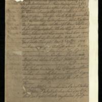 Letter from George I to Batholomaeus Ziegenbalg and Johann Ernestus Gründler, missionaries in Tranquebar