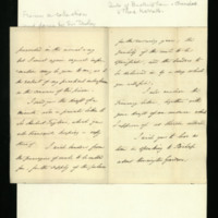 Letter from the Duke of Buckingham to Thomas Marrable