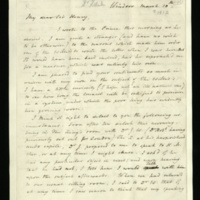 Letter from Dr William Heberden to Sir Henry Halford on their shared opinion that the King's health was deteriorating under the care of the Willis's; and on his conversation with Dr John Willis