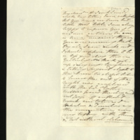 Letter from Princess Mary to Sir Henry Halford providing an account of the King's health and behaviour; and the 'new system' of his care