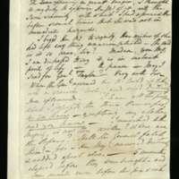 Memorandum of Sir Henry Halford on his interview with Queen Charlotte the day before her death and the signing of the Queen's will.