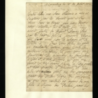 Letter from Sophia, Electress of Hanover to Mrs Colt
