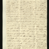 Letter from Princess Mary to Sir Henry Halford on the King's health, and on the physicians' paper sent to the Queen's Council
