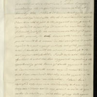 Copy letter from Henry Addington to William Pitt, reporting that there will be a Cabinet meeting the following day and discussing a 'proposed arrangement' [unspecified, but possibly concerning a proposal for Pitt to return to office? - see following letters].