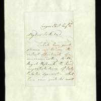 Letter from Thomas Dalton to Sir Richard Puleston