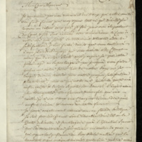 Letter from David André to General Jacob de Budé sending good wishes, regretting that the General dislikes Hanover, commenting gloomily on political and financial affairs in London which have led to a loss on their investment, and reporting on the General's brother's finances and various transactions André has made for the General.