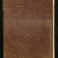 Commonplace book containing notes on religious themes