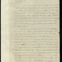 Copy letter from Henry Addington to William Pitt replying to 0806i that he had not envisaged Pitt returning to his former position, and reporting that he would lay Pitt's and his own letters before the King.