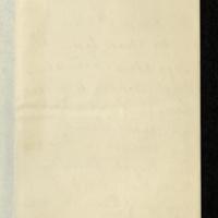 Letter from V M ?E Clarke to Mrs Wilson