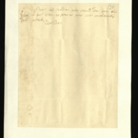 Letter from Princess Caroline to Lady Sundon, requesting her to visit as soon as is convenient.