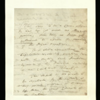 Notes by Lord Thurlow on a proposed Regency
