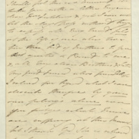 Letter from Princess Mary to Mrs Feilding