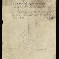 """Problems of Practical Geometry"""
