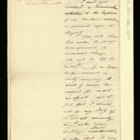 Letter from Lord Liverpool to [the Lord Chancellor]